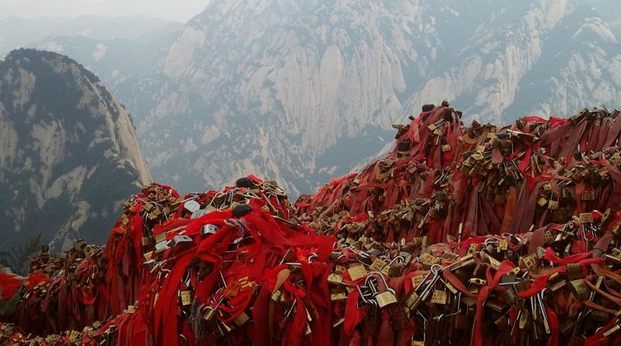 Senderismo por Huasan en China
