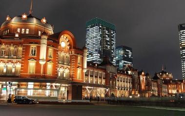 TOKIO STATION HOTEL, 100 AÑOS DE HISTORIA Y COMO NUEVO