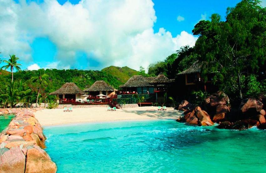 Constance Lemuria Resort, el tesoro de Praslin