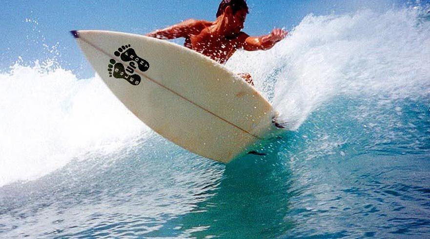 Hotel Escondido de México, meca del surf