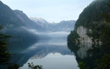 Königssee, el Lago del Rey y la iglesia de cuento