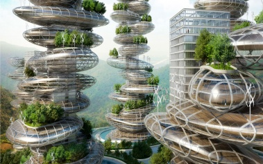 Asian Cairns, la visión futurista de Vincent Callebaut