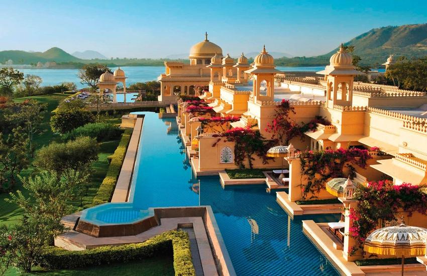 Oberoi Udaivilas, palacio en el corazón del Rajastán