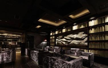 Cronus Restaurant, el diseño del mejor bar de Asia