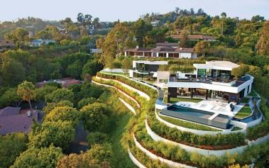 Laurel Way, una isla con vistas a Los Ángeles