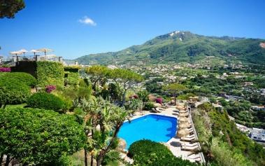 San Montano Resort & Spa, en la isla de Ischia