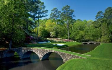 Augusta National, el club de golf por excelencia
