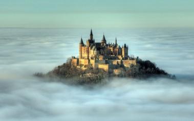 Castillo de Hohenzollern, un castillo de cuento en Alemania