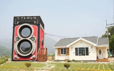 Dreamy Camera Cafe, cómo no, en Asia, en Corea del Sur