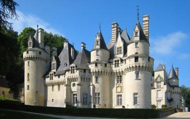 El castillo de la bella durmiente, Chateau d 'Useé
