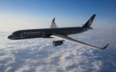 Four Seasons Private Jet Tour, viaja por todo mundo