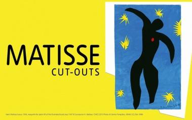 Henry Matisse Cut Outs, en la Tate Modern de Londres