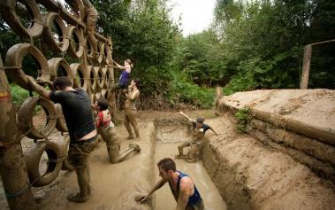 Inferno Run, una carrera de espartanos