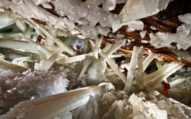 La Cueva de los Cristales, un lugar fascinante