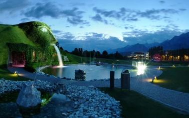 Museo Swarovski, un mundo de cristal en Austria