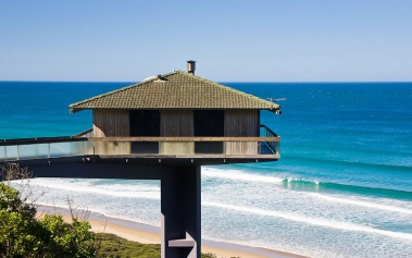 Pole House, la casa más fotografiada de Australia