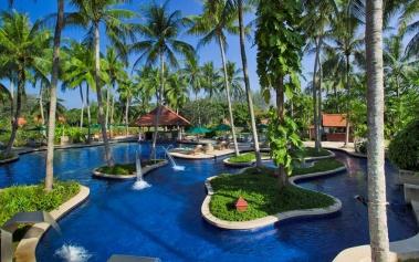Bayan Tree Phuket, la perla de Andaman