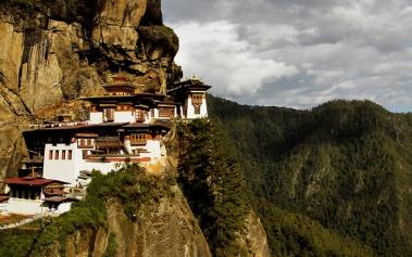 Monasterio Taktshang, el templo sagrado en Bután