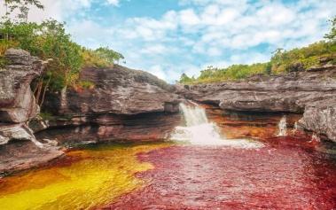 Caño Cristales: el río más espectacular del mundo