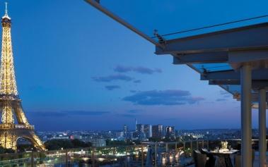 Hotel Shangri-La Paris: las mejores vistas de la Torre Eiffel