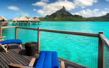 Le Meridien Bora Bora: modernidad y hospitalidad