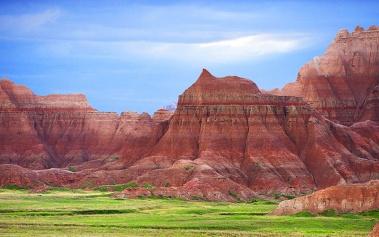 Parque Nacional Badlands: una joya paleontológica