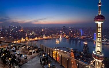 Ritz Carlton Shanghai: las mejores vistas de la ciudad