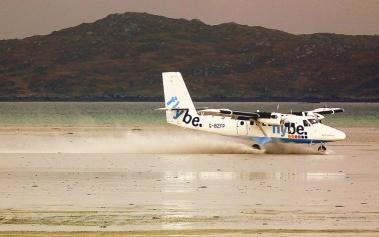 Aeropuerto de Barra: el único del mundo en una playa
