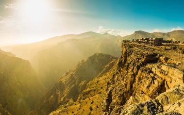Alila Jabal Akhdar: lujo árabe en lo alto de Al Hajar