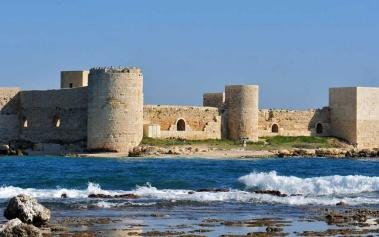 Castillo de Kizkalesi: la fortaleza en medio del mar