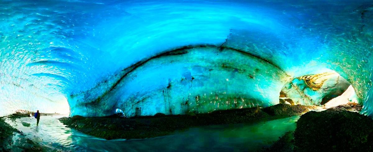 Cuevas Magicas - Vatnajokull