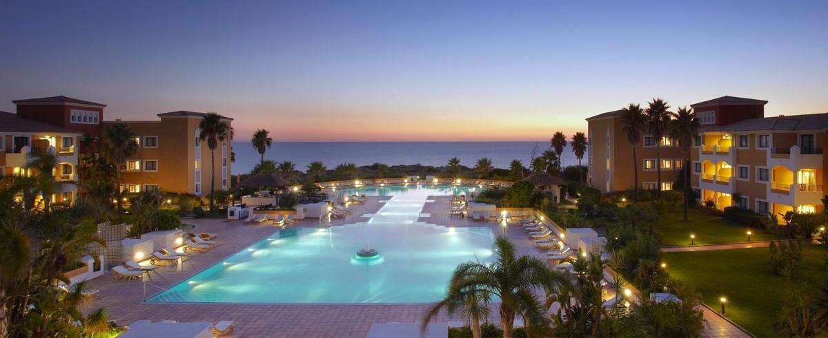 Hotel Cadiz Melia Sancti Petri