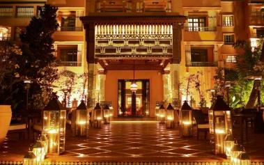 Hoteles en Marruecos: La Mamounia, pura cultura marroquí
