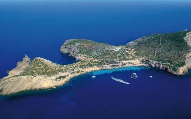 Islas Privadas: isla de Tagomago en las Pitiusas