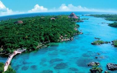 Parque Xel-Ha: el acuario natural más grande del mundo