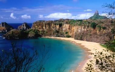 Playas Paradisiacas: Bahia do Sancho joya de Pernambuco