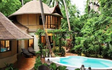 Rayavadee Krabi Resort: en la península de Phranang