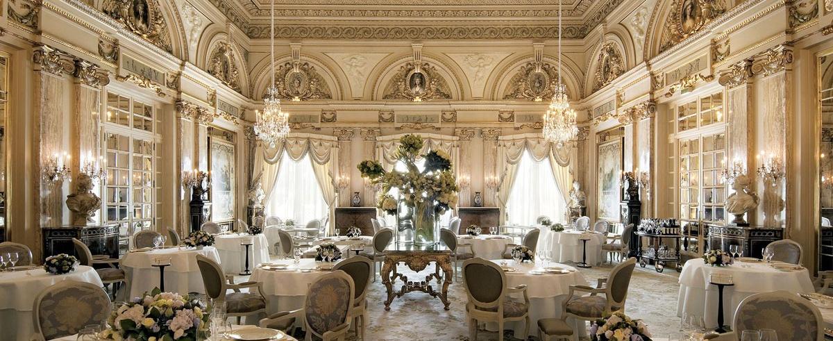 Restaurante Louis XV