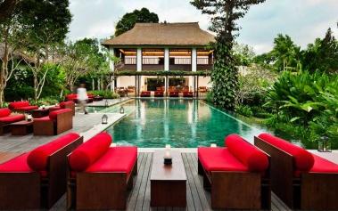 Uma Ubud Hotel: acogedor y lujoso en el corazón de Ubud