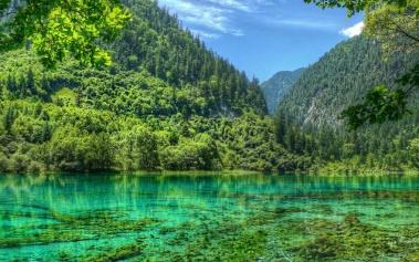 Valle de Jiuzhaigou: los lagos más bellos del mundo
