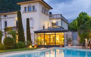 Villa Concetta: en lo alto del Lago Como