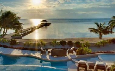 Villa Marbella: lujo a orillas del Mar Caribe