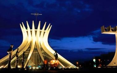 Catedral Metropolitana Nossa Senhora Aparecida, Brasilia