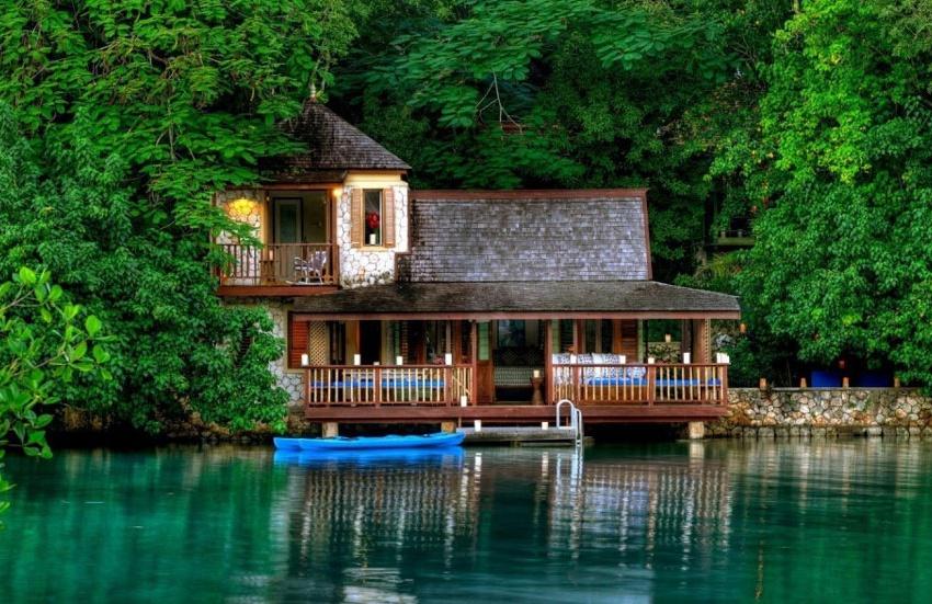 GoldenEye Resort: aquí nació la novela James Bond