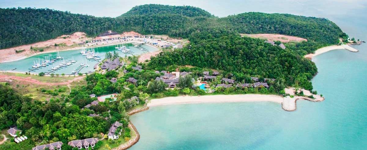 Islas Privadas: Vivanta Rebak Island