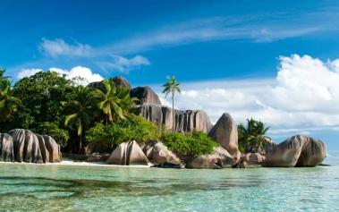 Playas Paradisiacas: Anse Source d'Argent, la isla de Digue