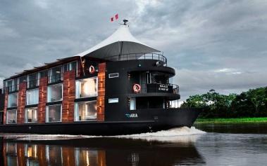 Aqua Expeditions: cruceros de lujo muy exclusivos
