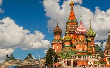Catedrales del Mundo: Catedral de San Basilio, en Moscú