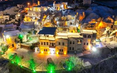 Hoteles del Mundo: Gamirasu Cave, en el corazón de Capadocia