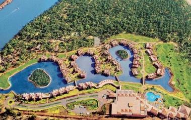 Hoteles del Mundo: Leela Resort Goa, puro lujo hindú